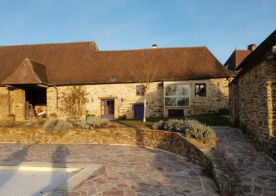 Ferme Équestre Dordogne - La Ferme de Sapharey (1)
